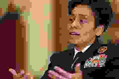 Phó tư lệnh hải quân Mỹ yêu cầu Trung Quốc giải thích việc xây đảo nhân tạo