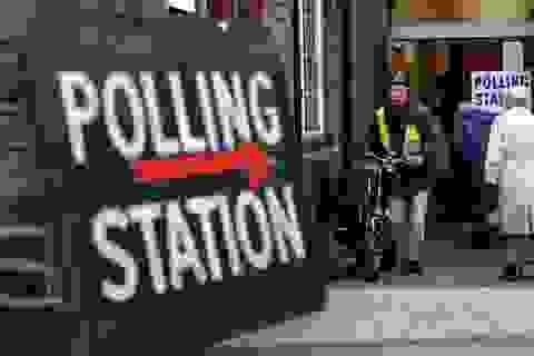 Cử tri Anh và cuộc tổng tuyển cử định đoạt tương lai