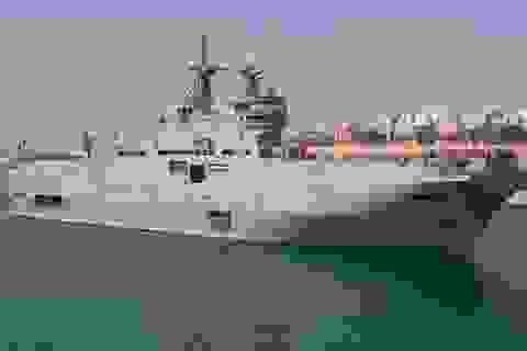 """Pháp bẽ bàng với """"cục nợ"""" tỷ đô vì thương vụ tàu Mistral"""