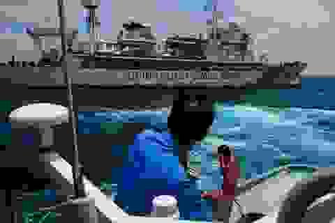 Malaysia khiếu nại Trung Quốc xâm phạm lãnh hải