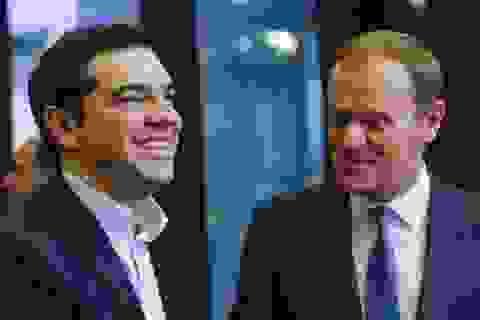Hy Lạp chính thức được EU giải cứu