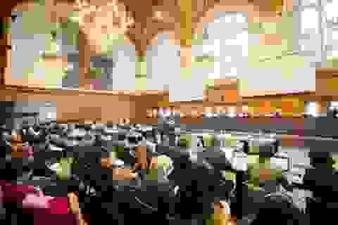 Tin tặc Trung Quốc đột nhập trang web tòa án xử vụ kiện Biển Đông