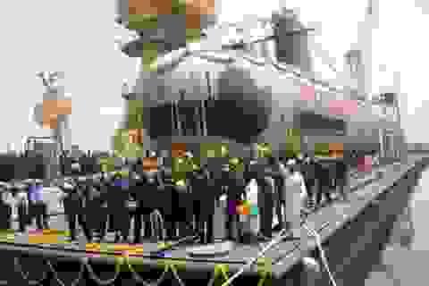 Ấn Độ chi hơn 9 tỷ USD sắm thêm 6 tàu ngầm