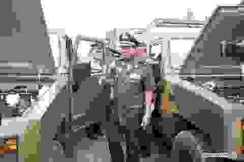 Campuchia hợp tác quân sự ngày một lớn với Trung Quốc