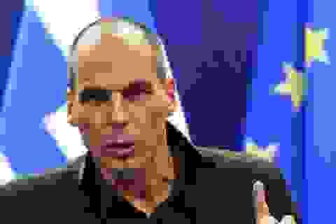 Bộ trưởng tài chính Hy Lạp bất ngờ từ chức