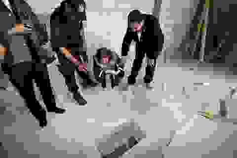 Choáng váng với đường hầm vượt ngục của trùm ma túy Mexico