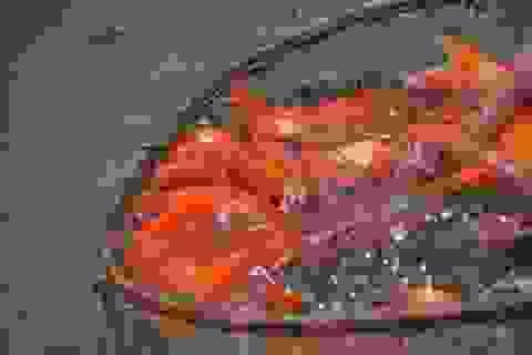 Về vựa cá chép đỏ lớn nhất miền Bắc
