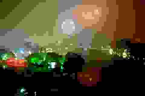 Hà Nội tổ chức bắn pháo hoa tầm cao tại 5 điểm vào tối 30/4