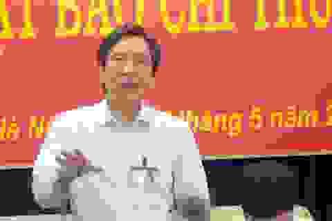 Thứ trưởng Bộ Nội vụ: Tinh giản biên chế rất nhiều thách thức