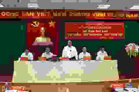 Đẩy mạnh tiến độ phân giới cắm mốc giữa Việt Nam và Campuchia