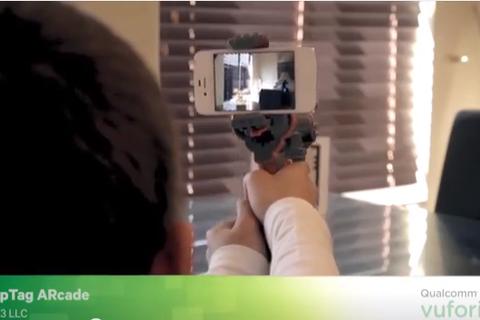 Video: Người dùng sắp được trải nghiệm tương tác thực tế ảo trên di động