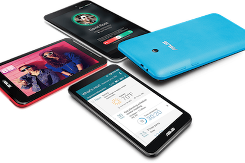 Asus bán tablet 2 SIM và 3G giá dưới 3 triệu đồng
