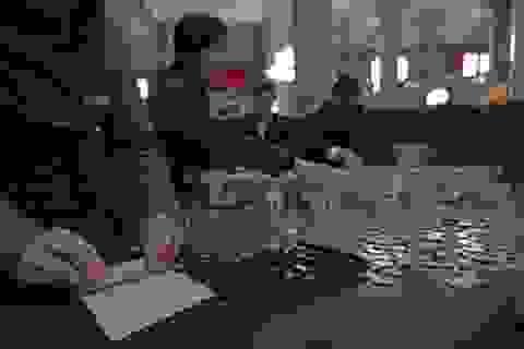 Trung Quốc: Mang hơn 300kg tiền xu tới gửi ngân hàng