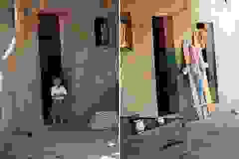 Kỳ lạ ngôi làng không cửa ở Ấn Độ