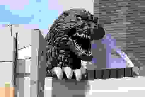 Quái thú Godzilla trở thành đại sứ du lịch Tokyo