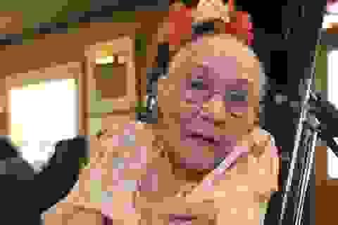 Cụ bà già nhất thế giới qua đời