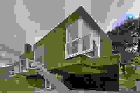 """Ngắm những thiết kế nhà """"độc, đẹp"""" trên thế giới"""