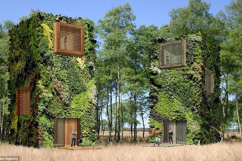 Tương lai của kiến trúc xanh thế giới