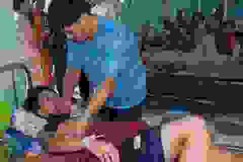 Nhói lòng cảnh thí sinh mất mẹ vì tai nạn trên đường đi thi về