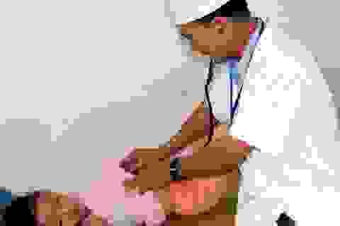 Bệnh viện quá tải vì dịch sốt xuất huyết