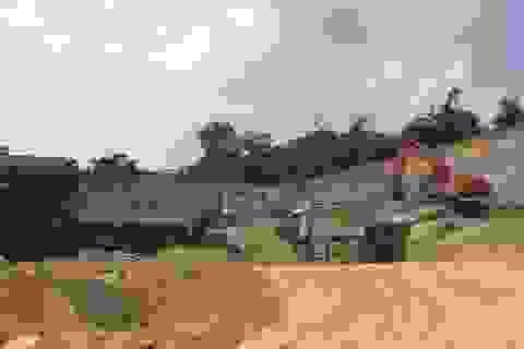 Đẩy nhanh tiến độ giải phóng mặt bằng dự án mở rộng quốc lộ 1