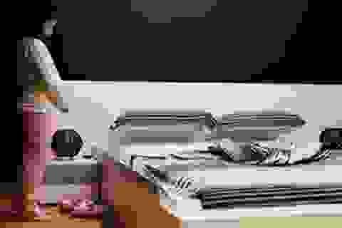 Khi công nghệ thông minh tích hợp vào... giường ngủ