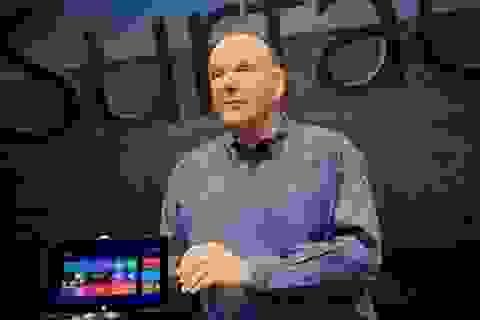 """Microsoft """"muối mặt"""" vì Surface bị treo ngay trong buổi ra mắt"""