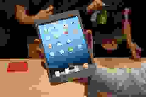 Ảnh thực tế và video giới thiệu về iPad mini