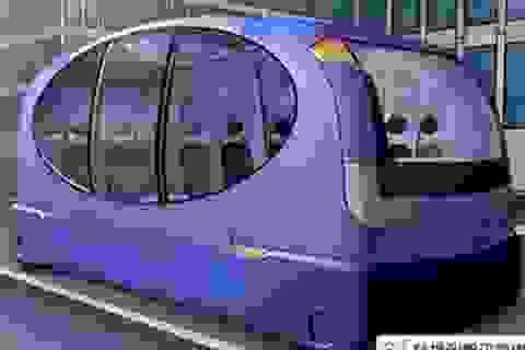 Trung Quốc sắp thử nghiệm hệ thống xe buýt không người lái