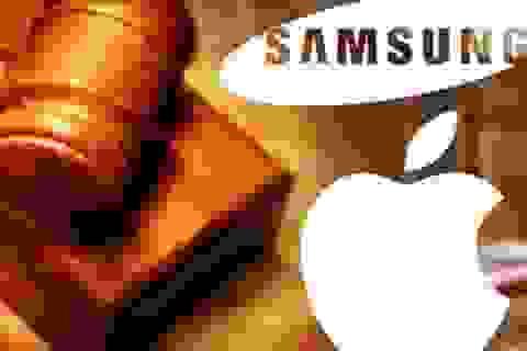 Samsung được giảm nửa tiền phạt trong bản án với Apple