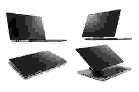 """Acer ra mắt laptop kiểu thiết kế """"dị thường"""""""