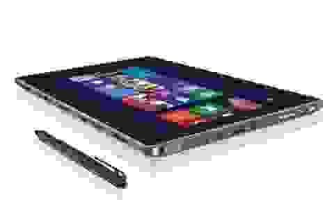 Toshiba ra mắt máy tính bảng chạy Windows 8, hỗ trợ bút cảm ứng