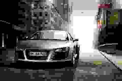 Bộ sưu tập hình nền cho người yêu Audi R8