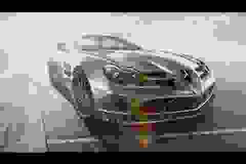 "Bộ hình nền ""mũi tên bạc"" SLR McLaren"
