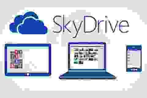 """Microsoft bị buộc phải """"chia tay"""" dịch vụ lưu trữ SkyDrive"""
