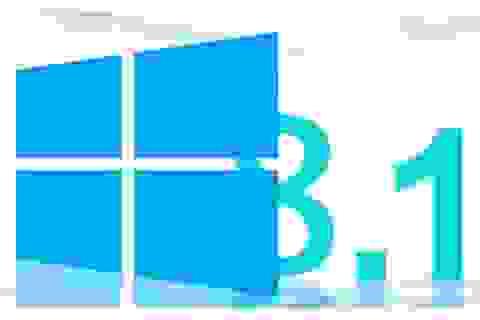 Microsoft chính thức phát hành bản nâng cấp Windows 8.1