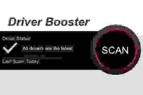 Tự động nâng cấp driver để tăng tốc máy tính với phần mềm chuyên nghiệp