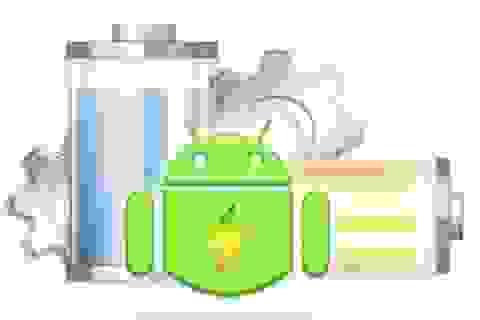 Ứng dụng tiết kiệm pin thông minh dành cho thiết bị chạy Android