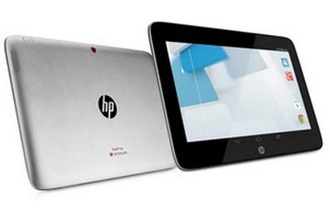 """Loạt máy tính bảng chạy Android giá rẻ của HP """"lên kệ"""""""
