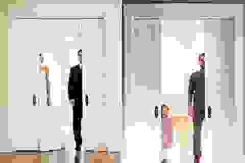 Xúc động với bộ ảnh người đàn ông góa vợ và con gái nhỏ