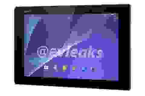 Rò rỉ ảnh chính thức máy tính bảng Xperia Z2 Tablet của Sony