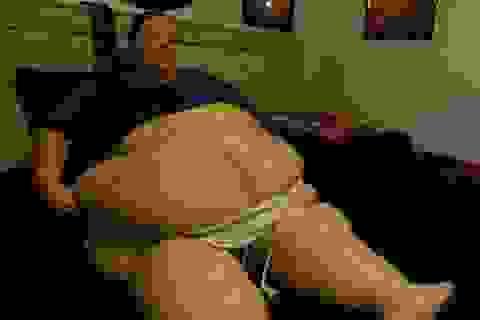 Giảm 127 kg trọng lượng cơ thể chỉ trong một năm