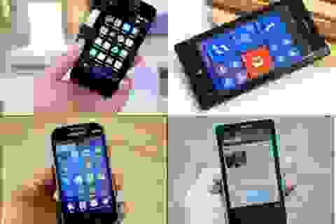 """Những smartphone dưới 3 triệu đồng """"khuấy đảo"""" thị trường Việt Nam"""