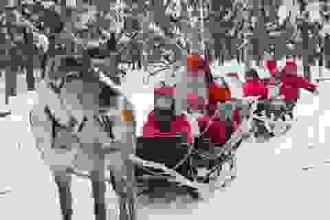 Thăm quê hương ông già Noel - vùng đất của những điều kỳ diệu