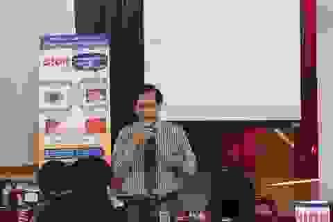 Nhiễm giun trong môi trường học đường: Đừng chủ quan!
