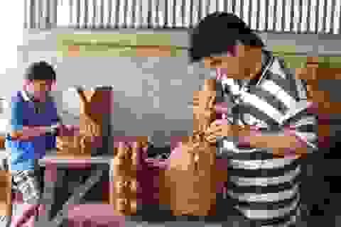 Làng mộc Chợ Thủ tạo việc làm cho hơn 2.500 lao động