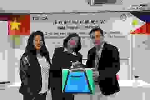 Đại học Philippines đào tạo trực tuyến bằng công nghệ Việt Nam