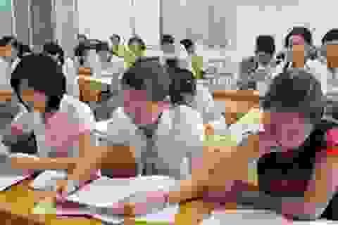 Trường ĐH, CĐ xét tuyển từ 4 - 10 tổ hợp môn thi