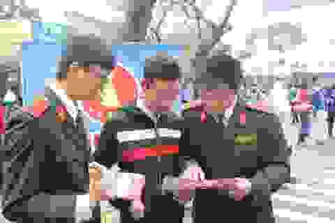 Phương án tuyển sinh 2015 của khối các trường Công an nhân dân