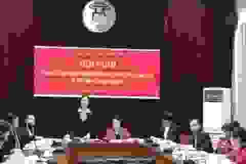 Hà Nội: Khó khăn xây dựng trường chuẩn quốc gia
